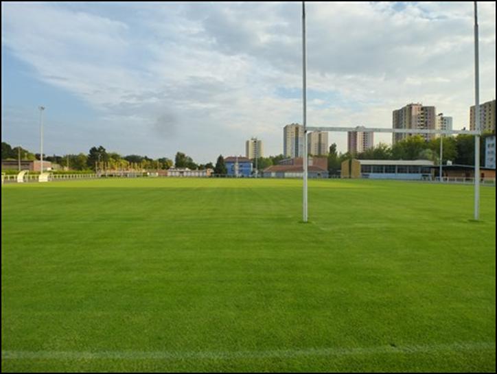 Stade Coubertin - Belfort